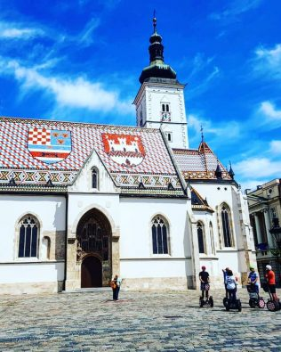 ESCAPE ZAGREB Tour – SEPTEMBER, Friday, 07.09.2018.