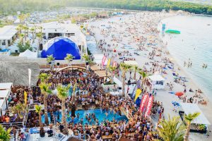 ZRCE BEACH – #1 PARTY DESTINATION IN EUROPE!