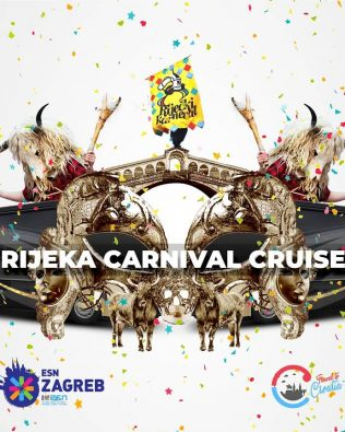 RIJEKA CARNIVAL CRUISE – MARCH, Sunday, 03.03.2019.